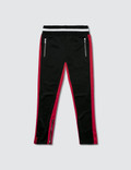 Haus of JR Duncan Track Pants Black/red Kids