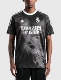 Adidas Originals Adidas x Pharrell Williams Real Madrid Human Race Jersey Picture