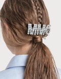 """MM6 Maison Margiela """"MM6"""" Hair Clip"""