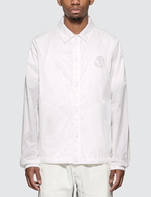 Moncler Genius 1952 x AWAKENY Sangay Jacket White Men