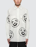 Liam Hodges Blobby Airbrushed Shirt Picture