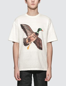 Human Made Duck Graphic Print S/S T-Shirt