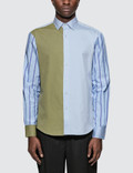 JW Anderson Panelled Classic Shirt Picture