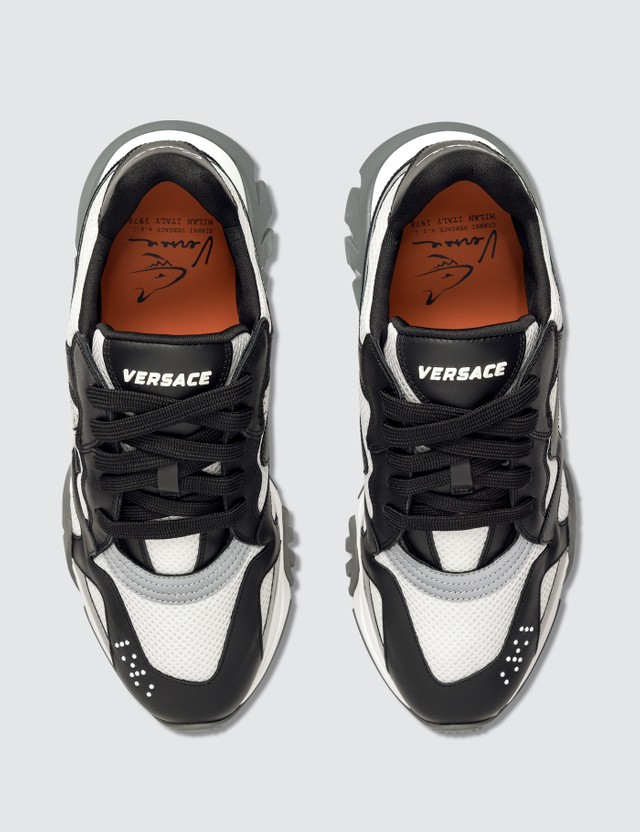 Versace Squalo Chunky Sneakers