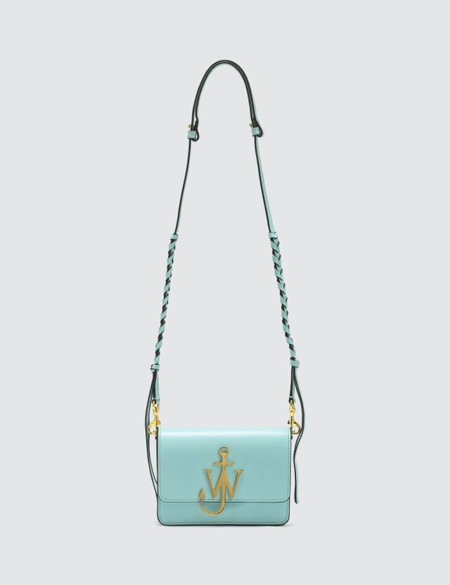 JW Anderson Anchor Logo Bag With Braided Strap