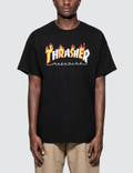 Thrasher Flame Mag T-Shirt Picture