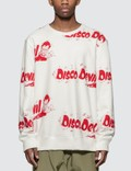 Wacko Maria Discodevil Crew Neck Sweatshirt Picutre