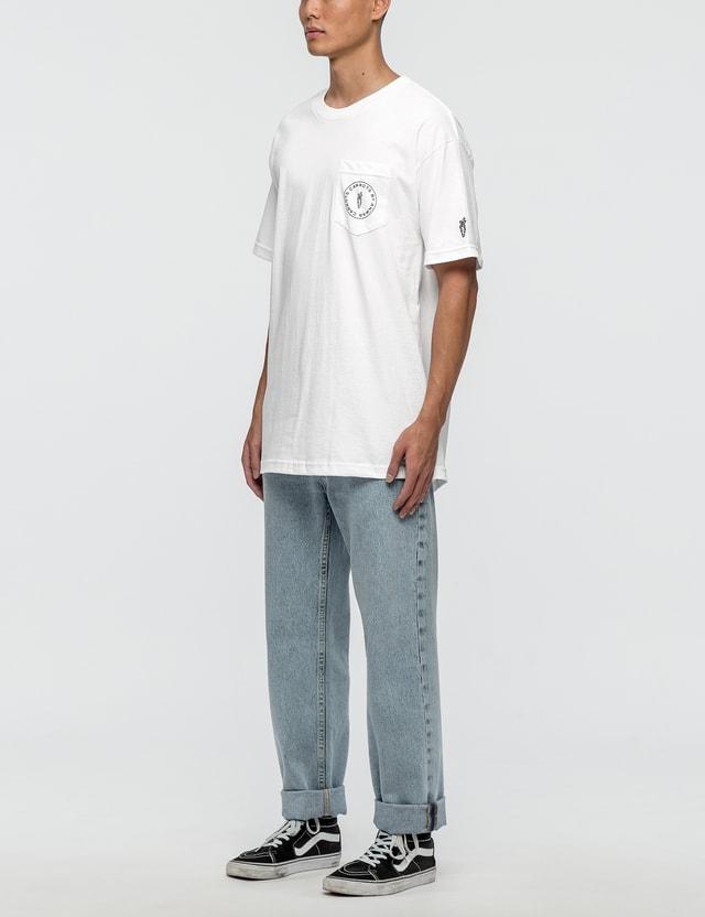Carrots Circle Logo Pocket T-Shirt