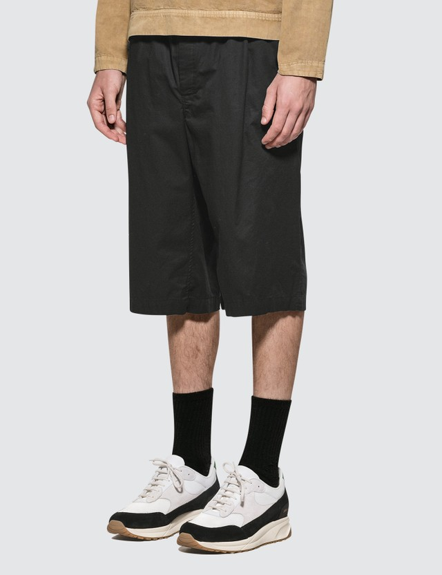 Lemaire Elasticated Shorts