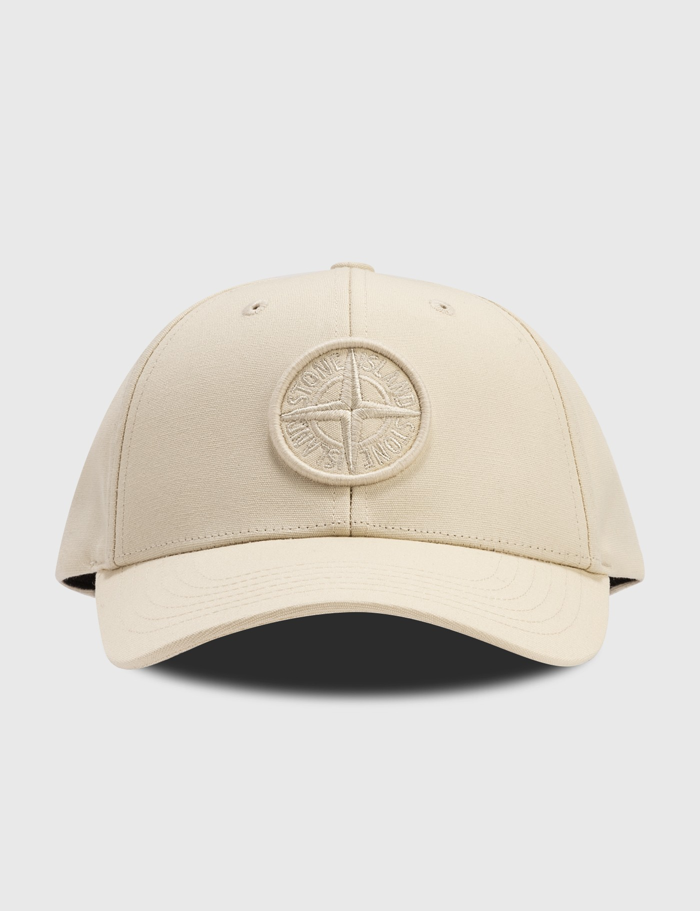 Tonal Embroidered Logo Cap