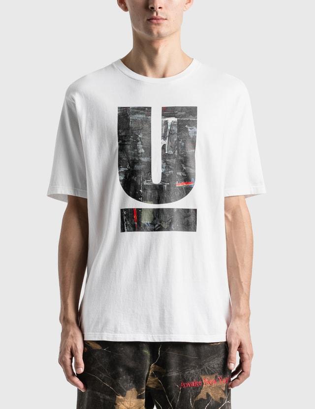 Undercover U Scab 30th Anniversary 티셔츠 White Unisex