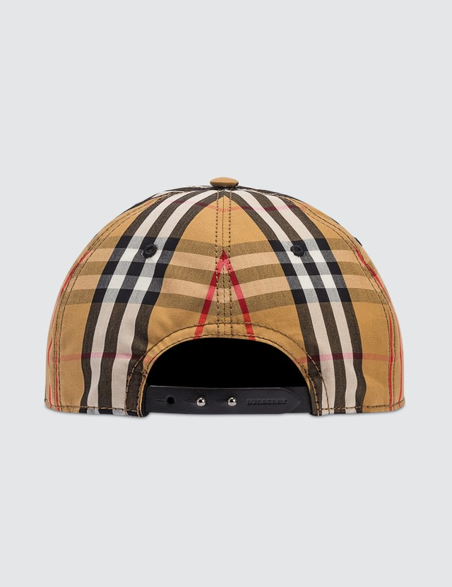 Burberry Vintage Check Baseball Cap