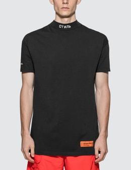 Heron Preston CTNMb Mock Neck T-Shirt