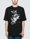 Heron Preston Herons Doves T-Shirt Picutre