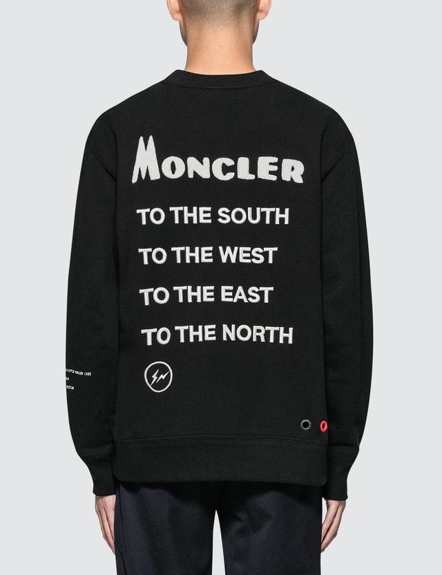 Moncler Genius Moncler x Fragment Design Maglia Sweatshirt