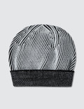 Maison Margiela Gauge 7 / Cardigan Stitch Reversible Beanie Picture