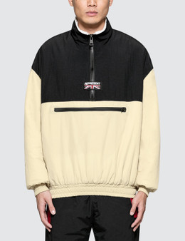 Represent Half Zip Shell Jacket