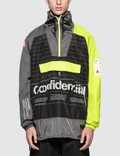 Marcelo Burlon Intel Lettering Windbreaker 사진
