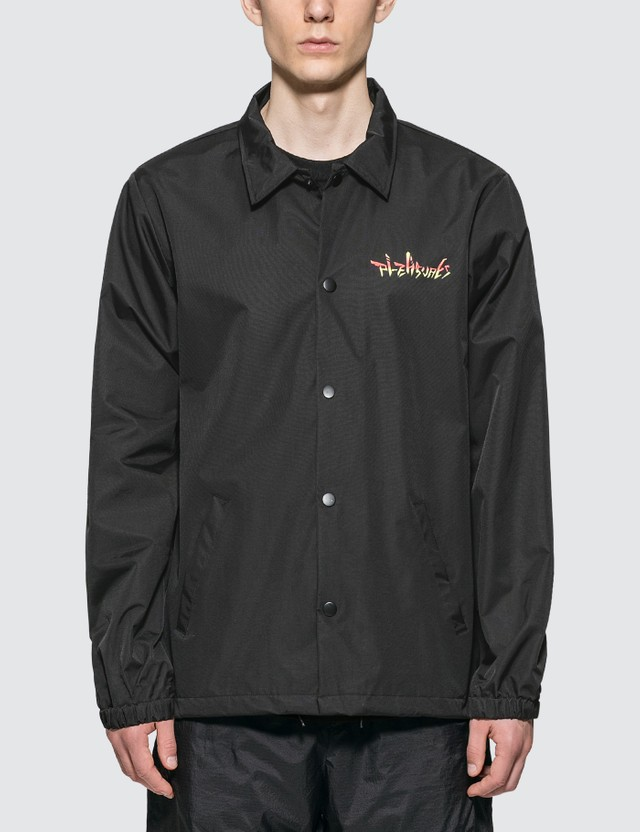 Pleasures Mary Coaches Jacket