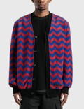 Pleasures Black Jack Cardigan 사진