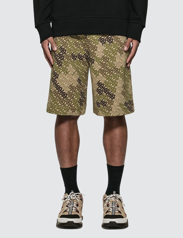 Burberry Monogram Shorts