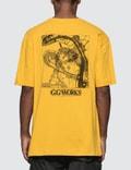 Guerrilla-group Mustard Yellow Logo S/S T-Shirt