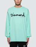 Diamond Supply Co. OG Script L/S T-Shirt Picture