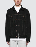The Incorporated Zip Denim Jacket Picture