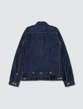 Visvim One Wash Indigo Jacket Blue Archives