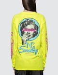 #FR2 No5moking Long Sleeve T-shirt Picture