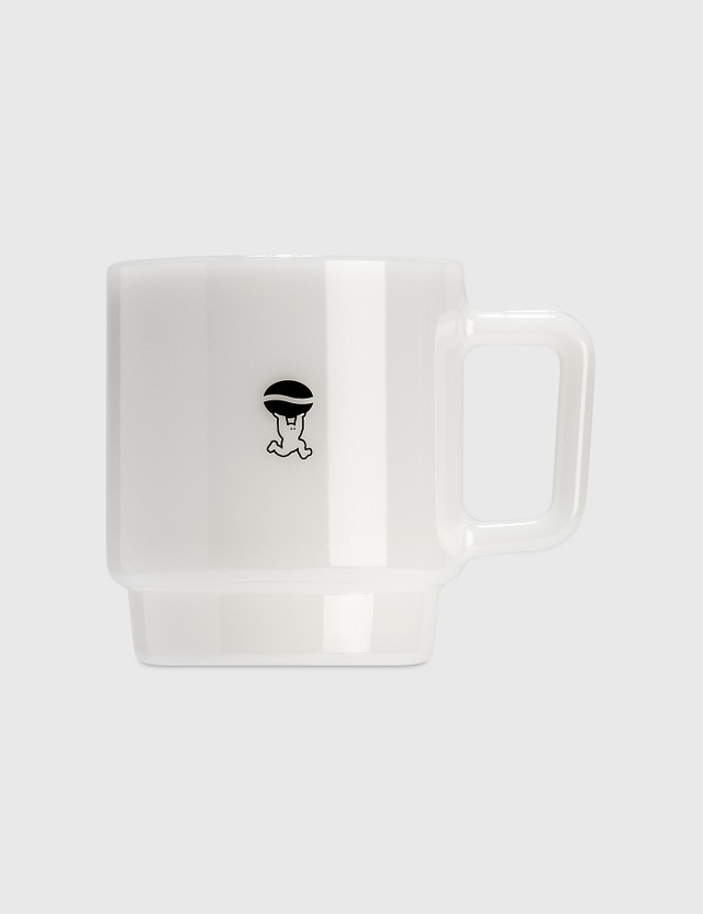 HYPEBEANS HYPEBEANS Coffee Mug White Unisex