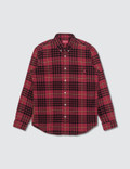 Supreme Supreme Red Check Shirt Picture