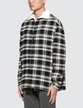 Represent Sherpa Shirt Jacket