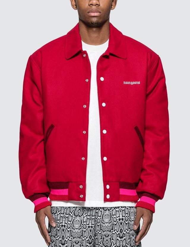 Noon Goons OE Varsity Jacket