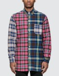 Loewe ELN Patchwork Check Overshirt Picutre