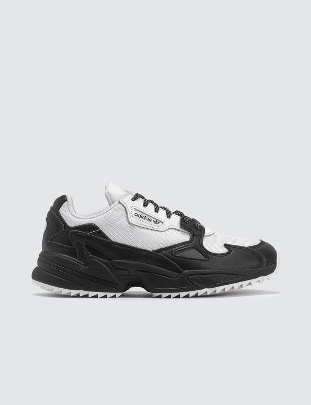 Adidas Originals Falcon Trail W Ftwr White/core Black/night Met. Women