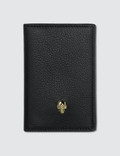Alexander McQueen Skull Leather Pocket Organizer Picture