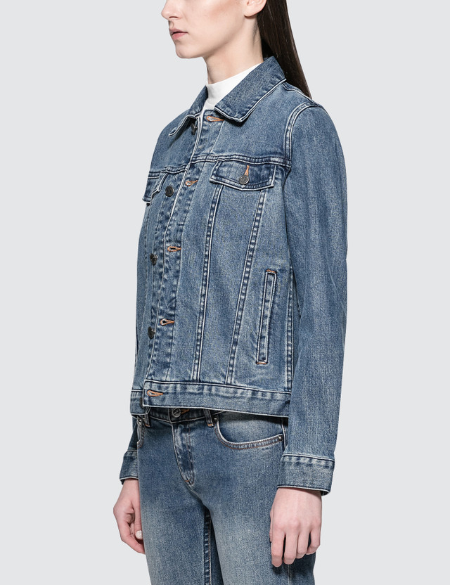 A.P.C. Blouson Brandy Denim Jacket