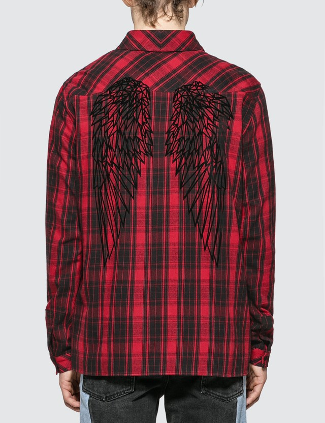 Marcelo Burlon Heart Wings Shirt