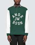 JW Anderson Rugby Long Sleeve Polo Picture