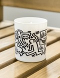 Ligne Blanche Keith Haring White Perfumed Candle White Men