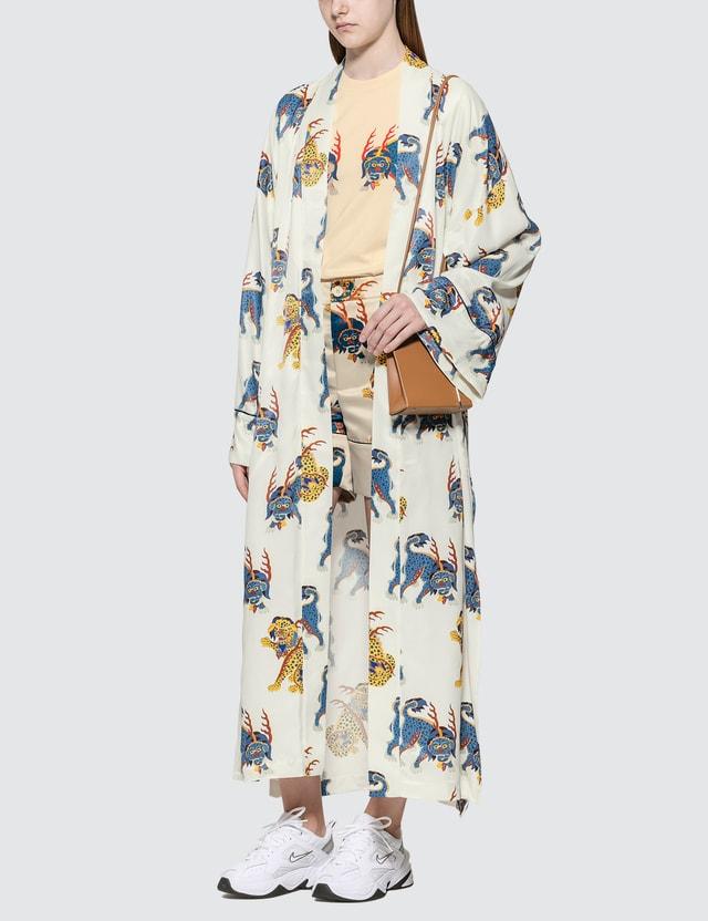 Kirin Haetae Duchesse Pajama Shorts