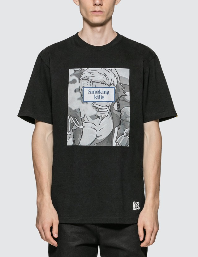 #FR2 #FR2 X One Piece Smokers T-shirt