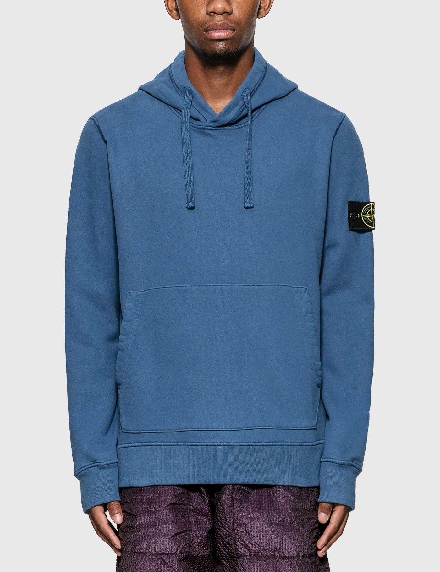 Compass Patch Logo Classic Hoodie