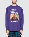 Pleasures TV Party L/S T-Shirt