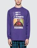 Pleasures TV Party L/S T-Shirt Picutre