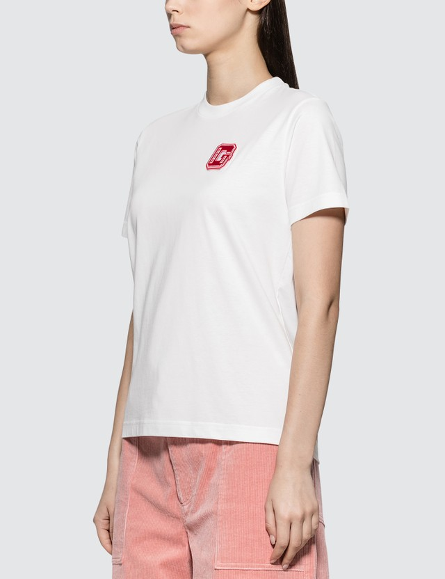 Ganni Wright Short Sleeve T-Shirt