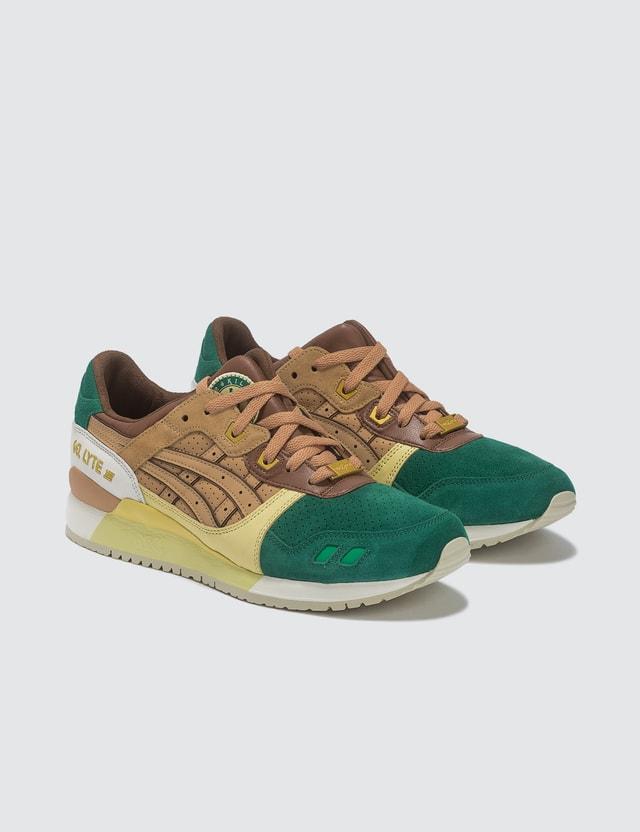 best sneakers 9ff89 28199 24 Kilates x Asics Gel-Lyte III