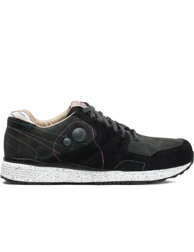 Reebok Garbstore x Reebok Black Gravel Rivet Grey M45813 GS Pump Dual 2.0  Shoes 3811d8897