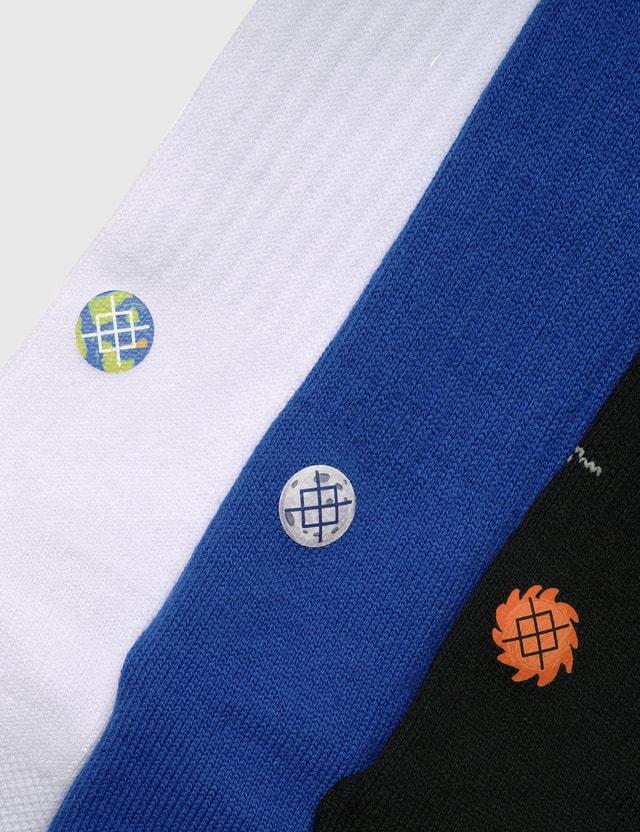 Earthling Collective Earthling Collective x Stance Exploration Limited Edition Socks Multicolor Men